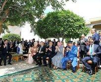 Cumhurbaşkanı Erdoğan, Nakşibendi Hazretleri'nin türbesini ziyaret etti