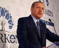 Erdoğan: Türkiye olmasaydı...