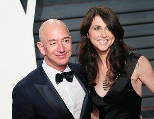Jeff Bezos ile Mackenzie Bezos'un boşanma nedeni Lauren Sanchez mi?