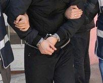 Kayseri'de terör propagandasına gözaltı
