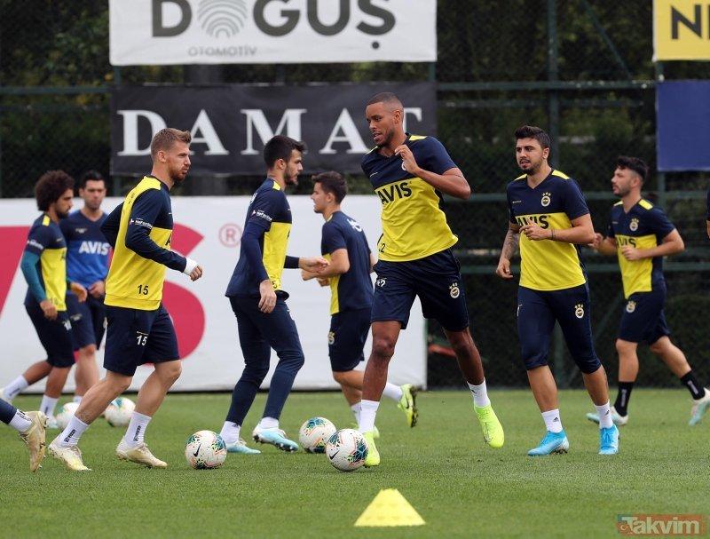 Fenerbahçe Alanyaspor deplasmanında 4 yıldızından yoksun olacak!