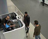 Gizlice Türkiye'ye girmeye çalışıyordu! Kıskıvrak yakalandı