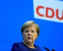 Merkel'den Türk aileler yorumu