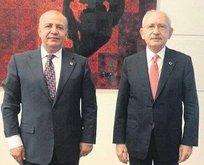 Tacizci CHP'li Uyanık istifa etti