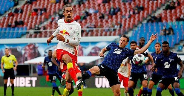 RB Leipzig, Herta'yı devirdi!