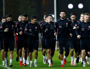 Türkiye A Milli Futbol Takımının aday kadrosu açıklandı!