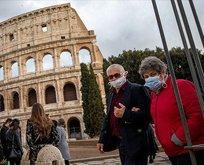İtalya'da Kovid-19'dan ölümler artıyor