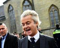 Katıksız faşist Wilders'in kirli sicili!