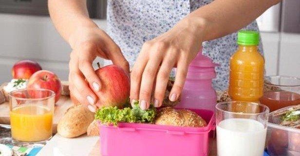 Öğrenciler için beslenme rehberi