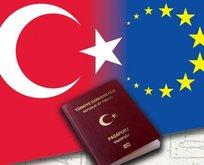 Dışişleri'nden flaş vize serbestisi açıklaması