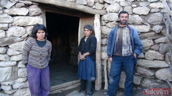 Dağcılar buldu! Türkiye'de mağara dönemini yaşayan aile şaşkına çevirdi