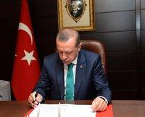 Cumhurbaşkanı Erdoğan, 7139 sayılı kanunu onayladı