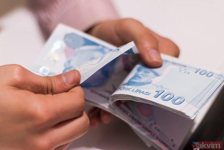 Kamu işçilerinin zamlı maaşları ne kadar olacak? Kamu işçileri zamlı maaş listesi