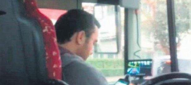 'Halt' otobüsü