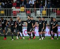 Beşiktaş Avrupa'da 226. maçında