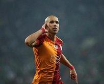 Feghouli'ye 14 milyon Euro