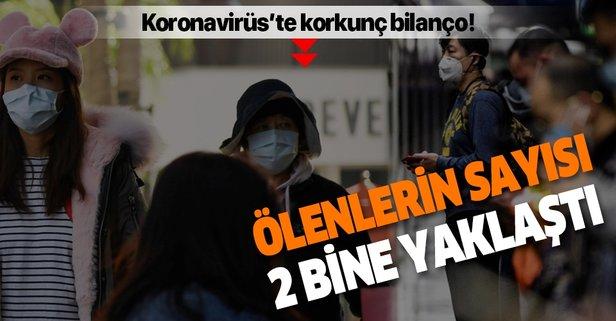 Koronavirüs'ten ölenlerin sayısı korkunç boyutlarda!