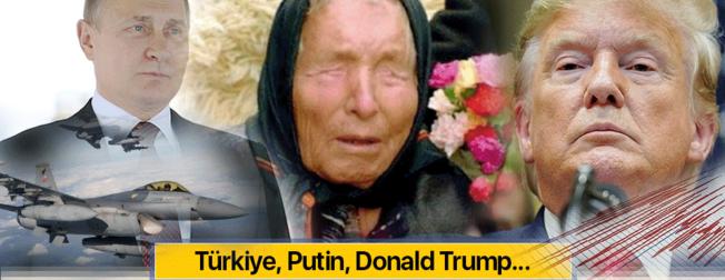 Baba Vanga'nın 2019 kehanetleri tüyler ürpertti! Taş üstünde taş kalmayacak... Türkiye ve Donald Trump...