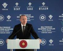 Başkan Erdoğan tarihi projenin adını açıkladı