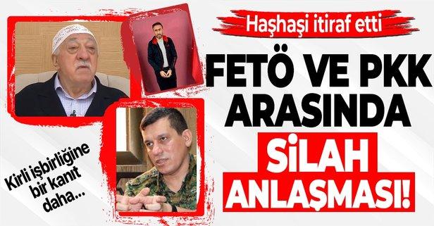 FETÖ ve PKK arasında silah anlaşması