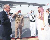 Dostluğa dostluk Katar