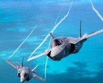 Kıbrıs'a askeri yığınak! F-35'ler yola çıktı