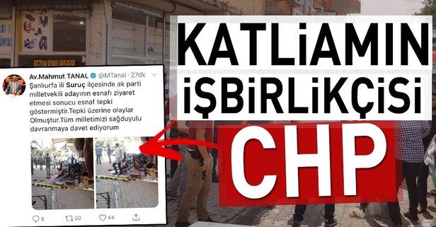 Katliamın işbirlikçisi CHP