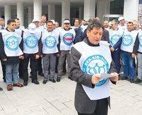 CHP'den işçilere DİSK ve KESK'e geçin baskısı