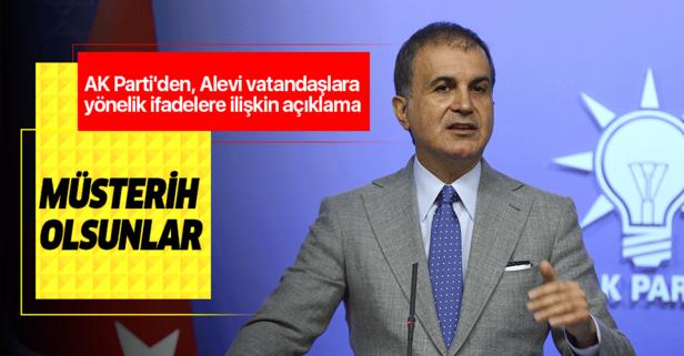 AK Parti'den gündemi sarsan olayla ilgili flaş açıklama