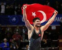 Cengiz Arslan Dünya şampiyonu oldu