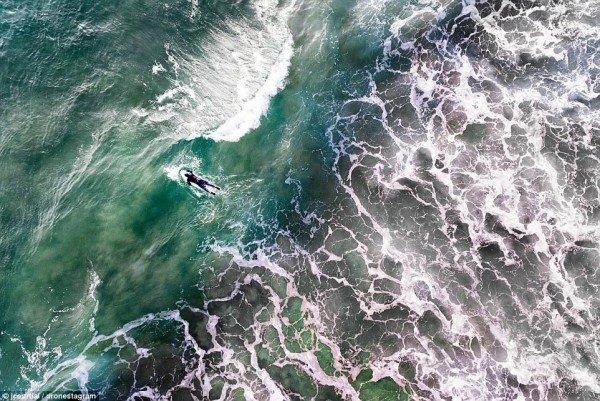 2017nin en güzel drone fotoğrafları