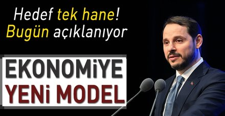 Ekonomiye yeni model