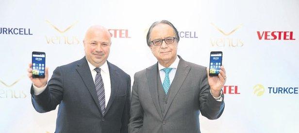 Vestel'den Turkcell'e özel telefon