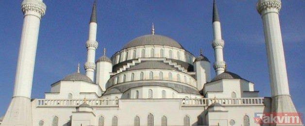 Türkiye'de kaç tane cami var? En çok ve en az cami hangi ilde?