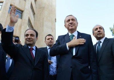Başbakan Diyarbakırda