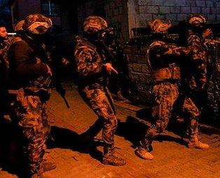 Diyarbakır merkezli PKK operasyonu! 7 tutuklama