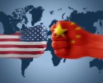 Çin'den ABD'ye sert mesaj