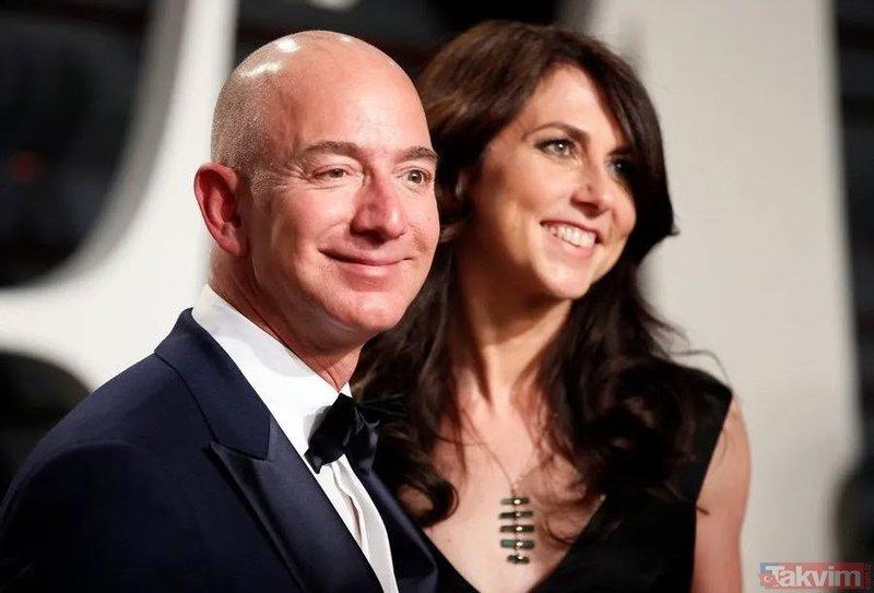 Amazon CEO'su Jeff Bazos çıplak görüntüleri sızdırılmakla tehdit ediliyor