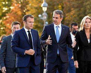 Macron'un Osmanlı korkusu