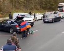 Fransa'da Ermeni terörü!