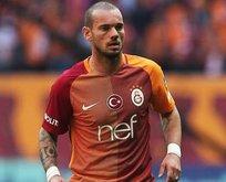 Güle güle Sneijder