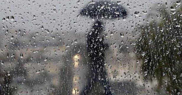 Meteorolojiden kritik sağanak uyarısı