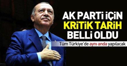 AK Parti 18 Kasımda internet üzerinde temayül yoklaması yapacak
