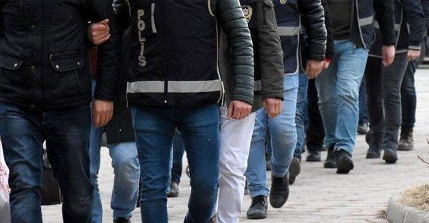 Kayseri'de uyuşturucu operasyonu! 14 şüpheli yakalandı