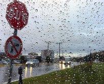 5 il için kuvvetli yağış ve sel uyarısı!
