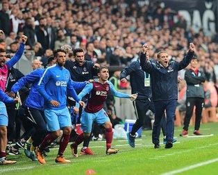 Trabzon'da milli gurur