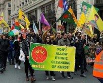 Reddettikleri 'YPG/PKK' kendi sokaklarında