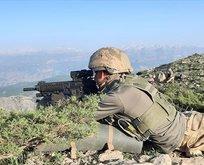 Teröre Eren operasyonu! 2 PKK'lı daha EX