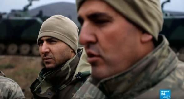 Fransız kanalı: Türk askeri kararlı, morali yüksek