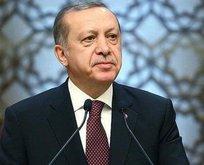 Başkan Erdoğan'a teşekkür mektubu yolladılar